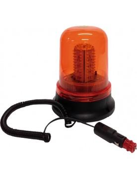 Luz de emergencia rotativa LED