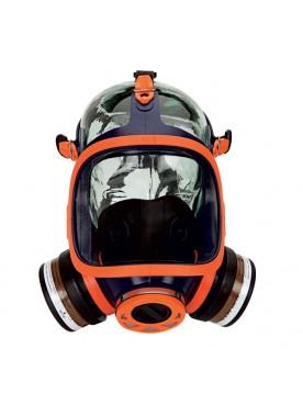 Máscara Climax mod.732-N facial 2 filtros A1-P3