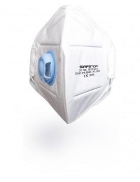 Mascarilla desechable FFP3 NR. Caja 12 unidades