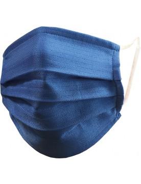 Mascarilla higienica reutilizable azul M150