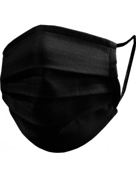 Mascarilla higienica reutilizable negra M150
