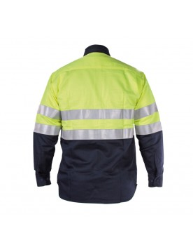 Camisa para soldador ignifuga WLH-100
