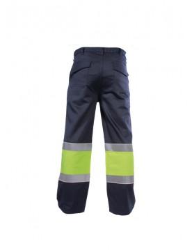 Pantalon para soldador ignifugo WLH-200