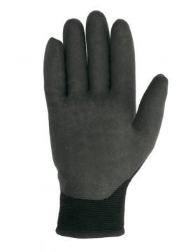 6 pares guante pvc polar ninja