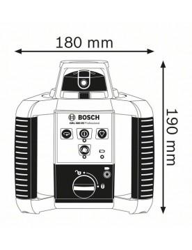 Nivel laser rotativo GRL300HV SET
