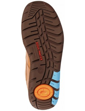 Zapato de seguridad silverstone s3
