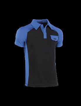 Polo Top Range 994 azul/negro