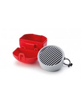Respirador de emergencia con filtro ABEK
