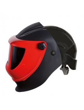 Pantalla de soldar automática con casco SHOCK-SHELL
