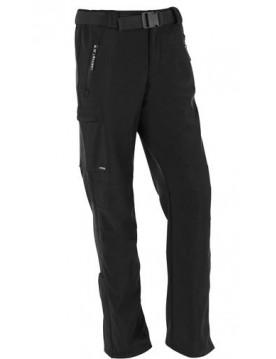 Pantalon polar cortavientos negro