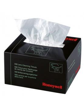 Caja de 500 toallitas para limpieza de lentes