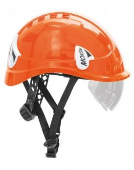 Casco seguridad Montana naranja