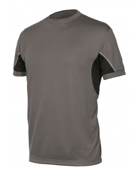 Camiseta extreme gris/negro